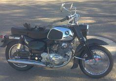 1965 Honda CA77 Dream 305cc  MINE!  MINE!  MINE!