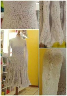 Amazing knit dress by Jurgita Gel