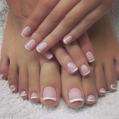 Classic Pink French