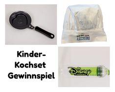 Zu gewinnen gibt es 3 Kinder-Kochpakete, bestehend aus Trinkflasche, kleine Bratpfanne und Kochmütze. weiterlesen