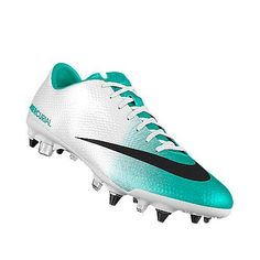 designed at NIKEiD. Soccer girl forever <3 pretty sure im in love with these cleats...