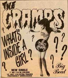 What's inside the girl ?