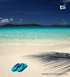 a0e88415eeb424 Image detail for -Flip-flops On The Beach Free Stock Images High Resolution  .