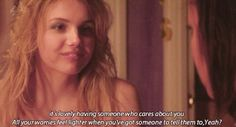 first generation Skins UK Tv Show Quotes, Movie Quotes, Skins Generation 1, Skins Quotes, Cassie Skins, Top Love Quotes, Skin Aesthetics, Hannah Murray, Sisters Book