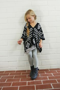 Tribal Sweater (Toddler, Little Girls, & Big Girls) by Knuckleheads on @HauteLook