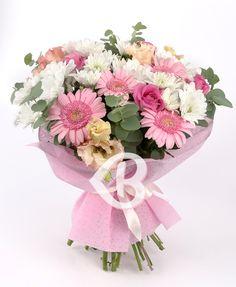 Diafan și senzual Gerbera, Bouquets, Floral Wreath, Wreaths, Home Decor, Floral Crown, Decoration Home, Bouquet, Door Wreaths