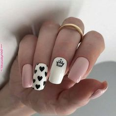 Best Nail Designs for Spring Summer Mejores Diseños de Uñas para Primavera Verano Summer 2018 brings us real beauty in terms of nails for this season Especially geometric shapes and colors – - Nail Designs Spring, Cool Nail Designs, Acrylic Nail Designs, Swag Nails, My Nails, Nailart, Nail Polish, Fire Nails, Best Acrylic Nails
