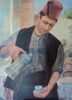 Turkish Waiter Coffee