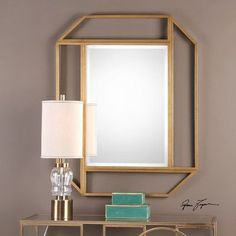 Uttermost Mendez Wall Mirror