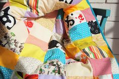 love this quilt