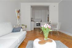 Un apartamento femenino y coqueto en Suecia   Decorar tu casa es facilisimo.com