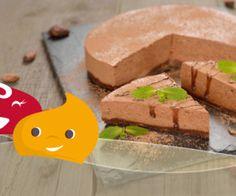 #Ricetta #facile #cheesecake al #cioccolato #eridania Running Adidas, Pudding, Cookies, Desserts, Crack Crackers, Tailgate Desserts, Deserts, Puddings, Cookie Recipes