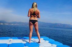 Marmaris, Turkey @turkeyhome    October 2015  Wearing @asos Swim