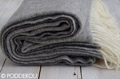 Merino - mohérová deka sivá | PODDEKOU Wool Blanket, Blankets, Luxury, Fleece Blanket Edging, Blanket, Cover, Comforters