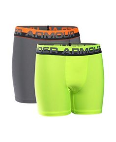 Boys' Under Armour Original Series Boxerjock 2-Pack ** Click here for more details @