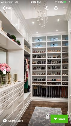 Trendy Walk In Closet Layout Design Shoe Storage 55 Ideas Home, Bedroom Organization Closet, Closet Decor, Closet Shoe Storage, Master Closet Design, Closet Organization, Closet Remodel, Closet Layout, Dream Closet Design