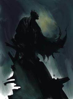 Batman by Mahmud A. Asrar