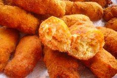 Crochete de peste - Culinar.ro Snack Recipes, Snacks, Risotto, Chips, Appetizers, Ethnic Recipes, Fine Dining, Snack Mix Recipes, Appetizer Recipes