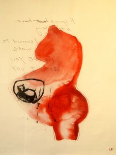 - Louise Bourgeois    Tracey Emin