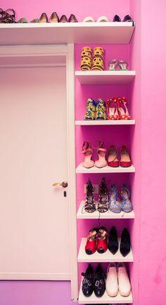 We want pink walls. | coveteur.com