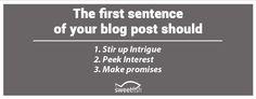A 5-Part Blog Post Framework That You Should Steal