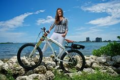 Prodeco Outlaw electric-assist bicycle is assembled in Florida.