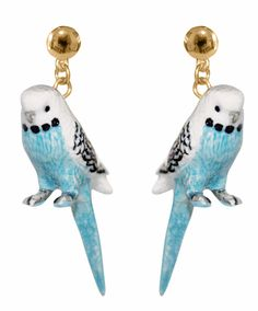 BUDGIES Earrings