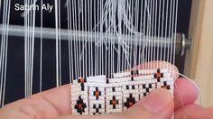 الجزء الخامس من العقد الخرز علي النول بالشرح الكافي للمبتدات5 Playing Cards, Beads, Stuff To Buy, Youtube, Bangles, Hardware Pulls, Pearls, O Beads, Beading