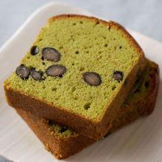 抹茶パウンド | レシピ| お菓子作り・パン作りの材料と道具の専門店 | cuocaクオカ