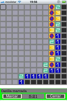 Accessible Minesweeper ($0.99) a funny game of strategy whose aim is to clear the minefield without detonating a bomb. In order to win this game you need your intelligence to guess where the bombs are. Compatible with VoiceOver. Blind users can enjoy the fun this game offers.  This game includes features that will allow deaf people to enjoy the experience.   Users with hand and/or mobility problems will have the chance to enjoy a comfortable game experience.