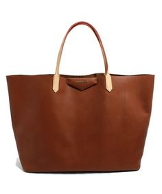 Givenchy Leather Tote Bag