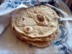 Lavash Bread(Lavas Ekmegi) | Binnur's Turkish Cookbook