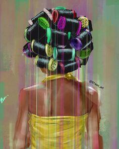 Artist: 91son_art  Follow Chanel Monroe  for more top notch