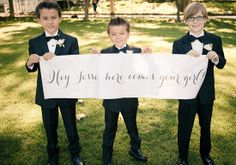 Gorgeous Napa Valley wedding | Real Weddings and Parties | 100 Layer Cake