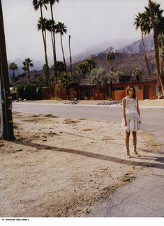 Fashion Editorial | Bambi Northwood-Blyth by Tierney Gearon for 10 Magazine Spring 2011
