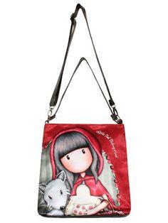df29236ce5 Santoro Gorjuss Large Hobo Bag - Little Red Riding Hood