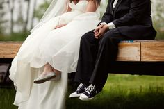 Get married to the right person and be happy & crazy in love <3