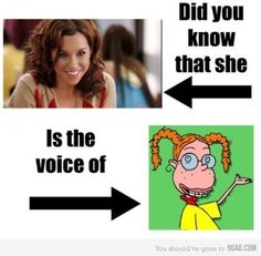 woah Gretchen Weiners from #MeanGirls is Eliza Thornberry from #TheWildThornberrys