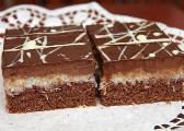 Recepty s čokoládou European Dishes, Eastern European Recipes, Czech Recipes, Pastry Cake, Sweet Cakes, Desert Recipes, Sweet Recipes, Food To Make, Cupcake Cakes