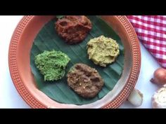 চিতাই পিঠার ৪ পদের ভর্তা রেসিপি ॥ Bangladeshi Vorta Recipe ॥ How To Make Vorta - YouTube