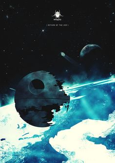 Star Wars VI: Return of the Jedi by Khepra Design