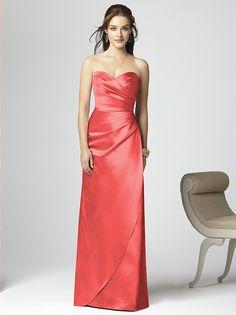 Dessy Collection Style 2851 http://www.dessy.com/dresses/bridesmaid/2851/#.UfeyvtJJOAg