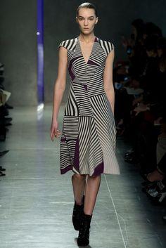 Bottega Veneta Fall 2014 Ready-to-Wear Fashion Show - Irina Liss