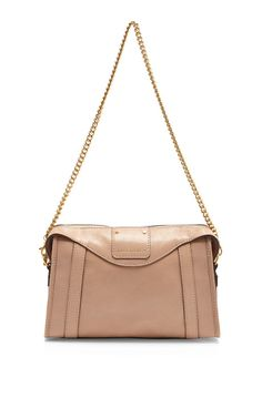 Shop Peggy Leather Shoulder Bag by Marc Jacobs Now Available on Moda Operandi