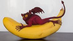 Tarsier Devil 3D bjd doll 55 cm by WalloyaMorringShop on Etsy