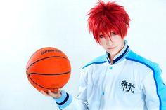 Akashi Seijuro | Kuroko no Basket #cosplay #anime