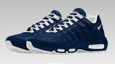 NIKE AIR MAX 95 H iD やっぱりヒロシ大先生といえばオブジディアンにホワイトですよね #nikeidhtmhilifesb #nike #nikeid #airmax #airmax95 #htm #ナイキ #sneakers #kicks #shoes #fashion #sneakerheads #kickstagram #スニーカー #足元 #足元くら部 #足元倶楽部 by ikoan_f #DaylightStyle