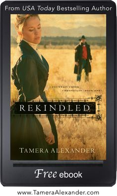 Rekindled, free ebook for a limited time. Happy reading! Thanks for sharing this with your reading buddies.