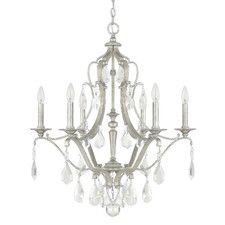 Blakely 6 Light Crystal Chandelier