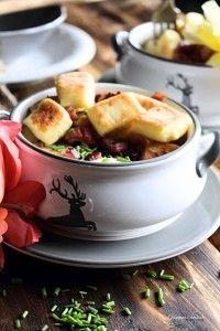 Entdeckt hier tolle Rezepte von Gaumenschmaus mit unserem Grauen Hirsch > Panna Cotta, Pudding, Ethnic Recipes, Desserts, Food, Cooking, Meat, Peeling Potatoes, Chef Recipes